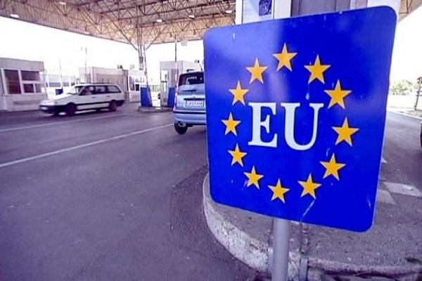 ЕУ граница