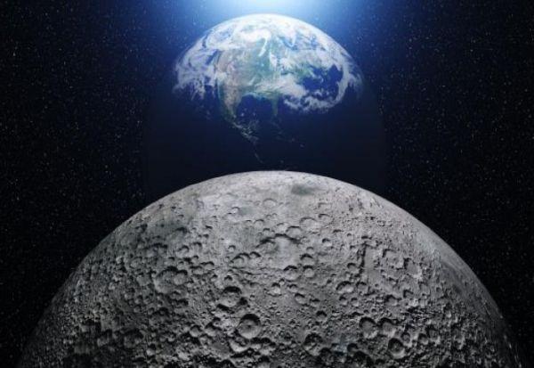 Научниците со ново откритие за Месечината  Пронајдена мрежа од таинствени тунели