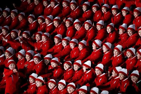 ЗОИ како шанса за пребегнување  Се очекуваат ли дезертирања на Севернокорејци