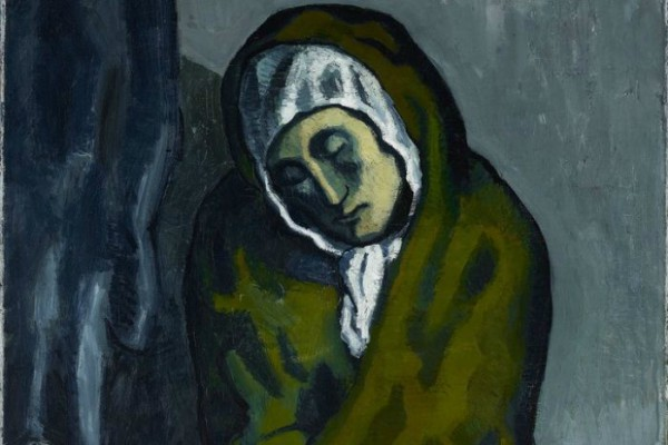 Научниците откриле слика скриена зад едно од ремек делата на Пикасо