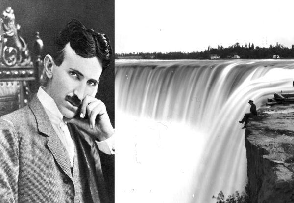 Зошто најголемото достигнување на Никола Тесла е во Нијагарските Водопади