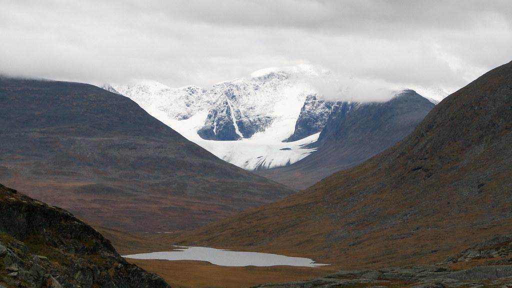 Шведска го загуби највисокиот планински врв поради глобалното затоплување