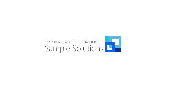 Оглас за вработување во Sample Solutions