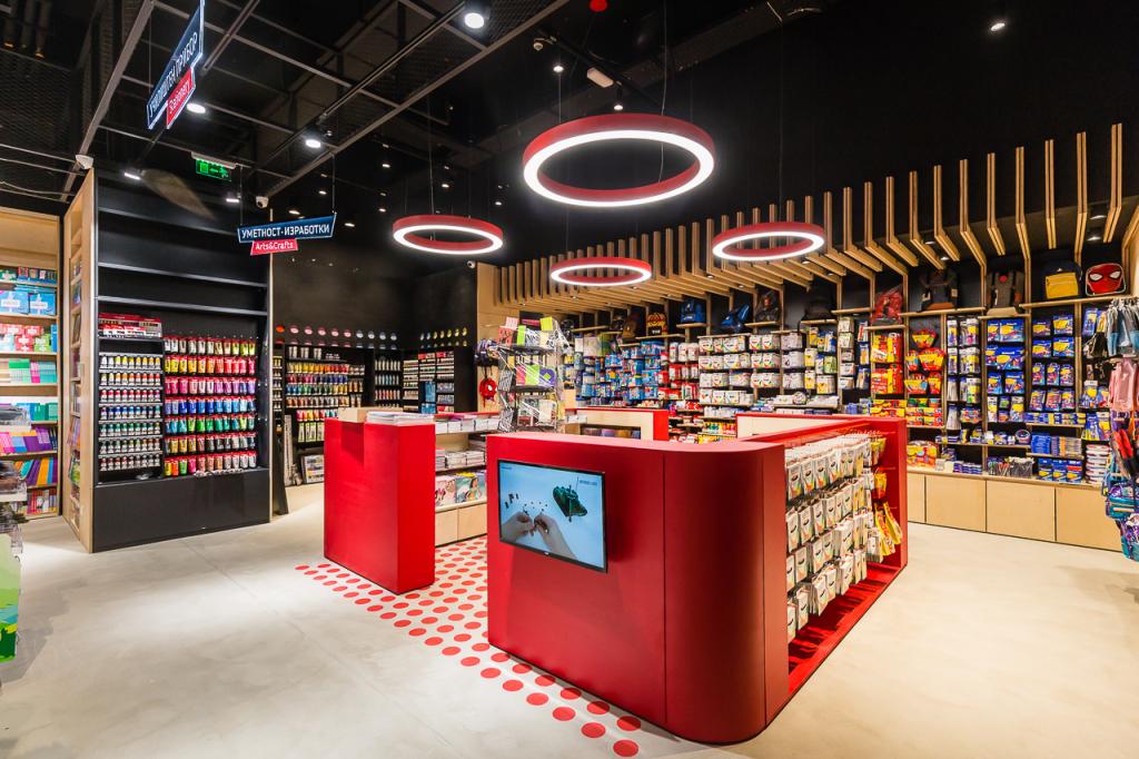 Во среда ќе се отвори најголемата книжарница во Македонија!
