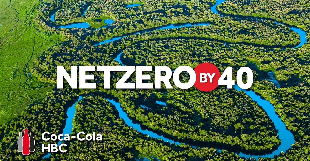 """Coca-Cola HBC ја објави својата заложба """"Net Zero by 2040"""""""