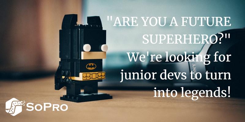 Оглас за вработување во SoPro (Junior .NET Developer)