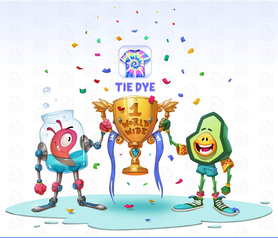 """Вест на денот: Македонската игра """"Tie Dye"""" - прва на светските топ-листи"""