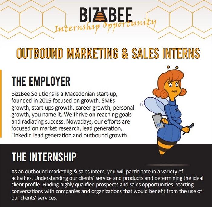 Платена пракса во BizzBee Solutions