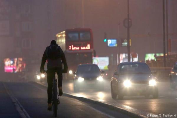 """Сторија на """"Дојче веле"""": Добре дојдовте во најзагадениот град во Европа"""