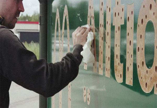 """""""Мекдоналдс"""" создава мали хотели и места за одмор за пчелите"""
