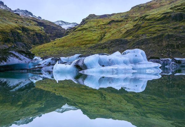 Како да се спаси глечер? Научниците од Исланд нудат надеж со технологија што заробува јаглерод