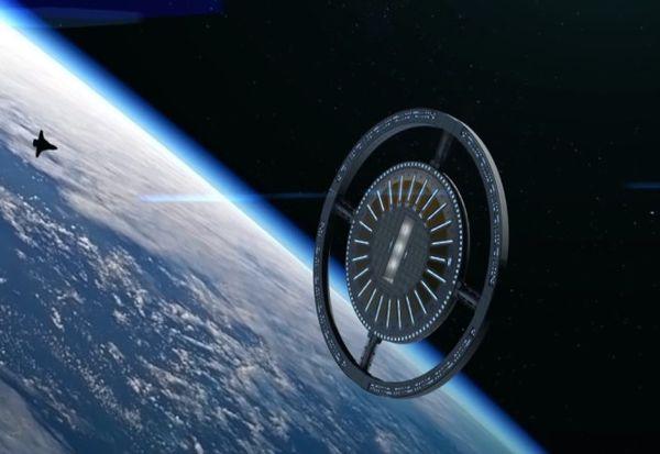 Првиот вселенски хотел би можел да ги отвори своите врати до 2025 година