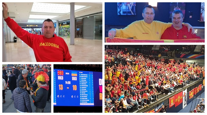 Две децении ја следи македонската ракометна репрезентација на сите првенства