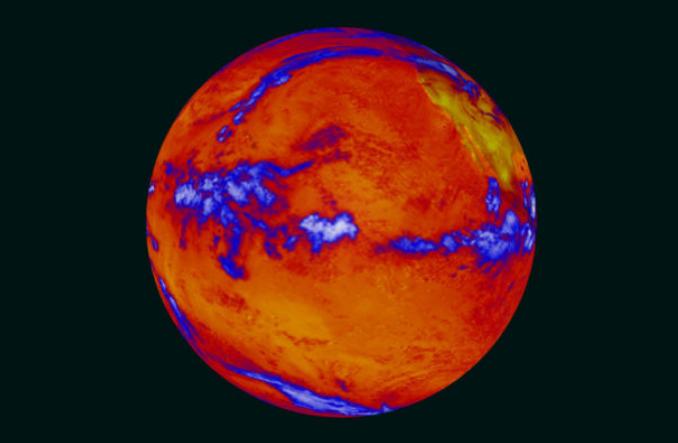 Степенот на затоплување на океаните е колку пет атомски бомби во секунда