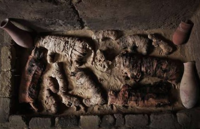 Со помош на технологијата прозборе мумија стара 3.000 години