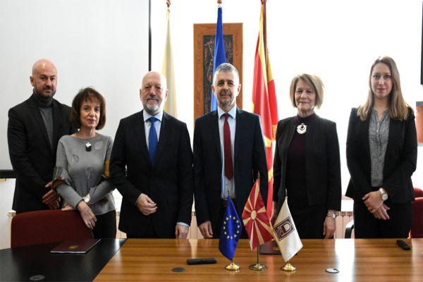 Меморандум за соработка помеѓу УКЛО и Агенцијата за национална безбедност