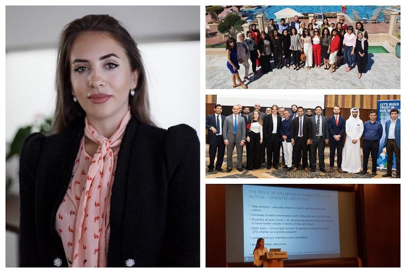 Охриѓанка е лидер во машкиот инвестициски свет во Доха