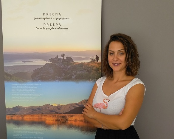 Даниела Заец, Македонско еколошко друштво: Сите сносиме одговорност за Преспанското Езеро