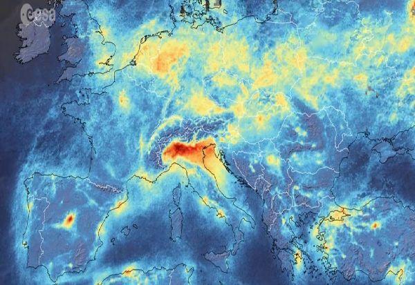 Нови докази покажуваат како Ковид-19 влијае врз глобалното загадување на воздухот