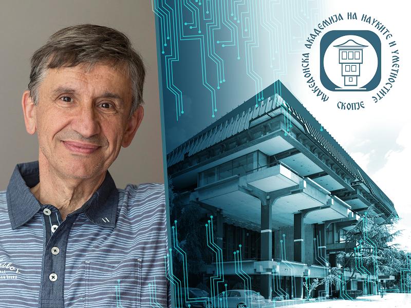 Колумна, академик Љупчо Коцарев: Новите предизвици на инженерството на 21 век