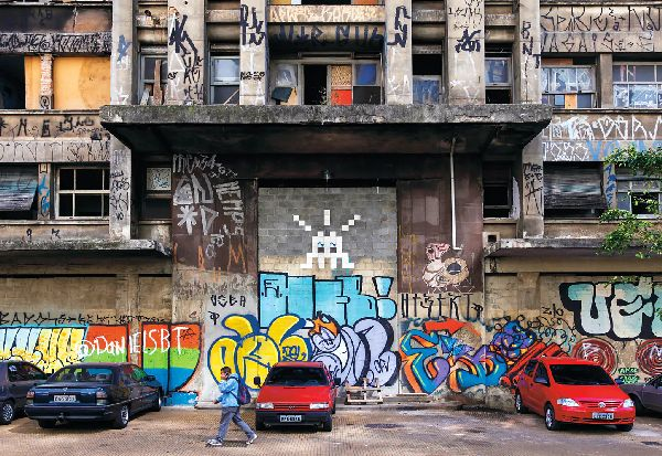 Градови со одлична улична уметност