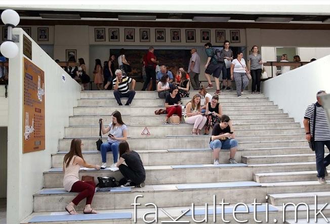 Студентите на УКИМ задоволни – продолжени им се јунската и септемвриската сесија