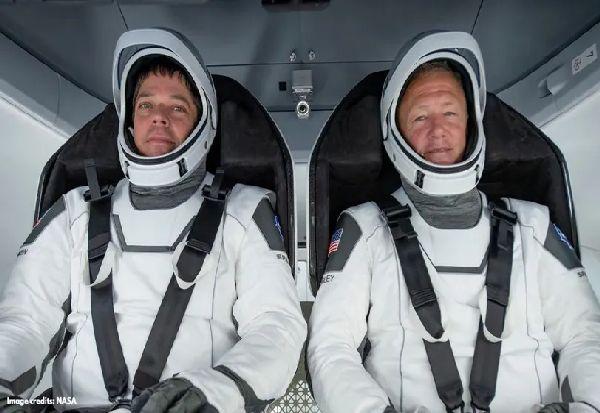 Колку долго Боб и Даг ќе бидат во вселената пред да се вратат на Земјата?