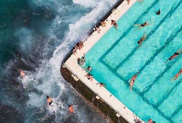 Најфотографираниот базен во светот