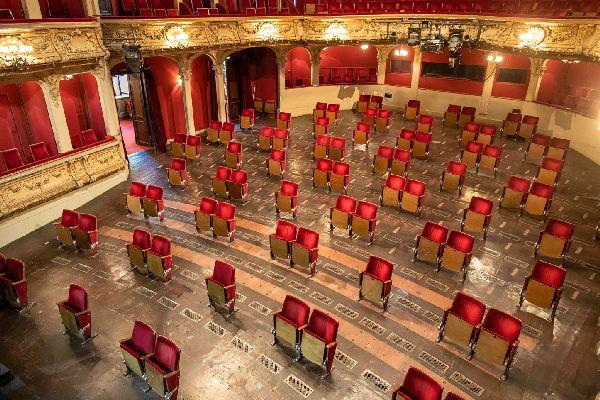 Театар во Берлин открива како ќе гледаме претстави во иднина