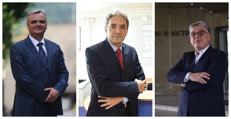 Кандидатите за ректор на УКИМ, Живковиќ, Атанасов и Димитриевски ќе ги бојкотираат утрешните избори