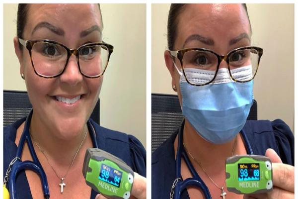 Експеримент на една докторка дава одговор на прашањето дали маските го отежнуваат дишењето