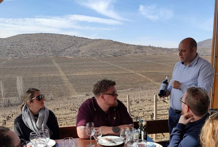 Најдобро вино е тоа што е испиено со задоволство и уживање, вели Сашко Атанасов, менаџер за вински туризам