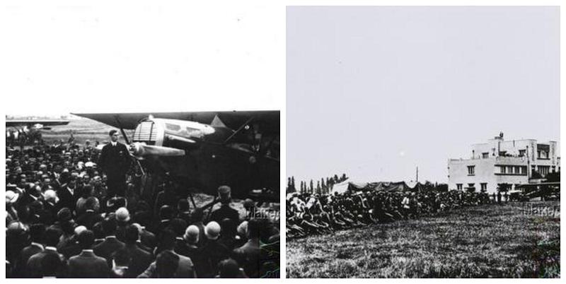 ДАЛИ ЗНАЕТЕ: Кога и каде слетал првиот патнички авион во Македонија?