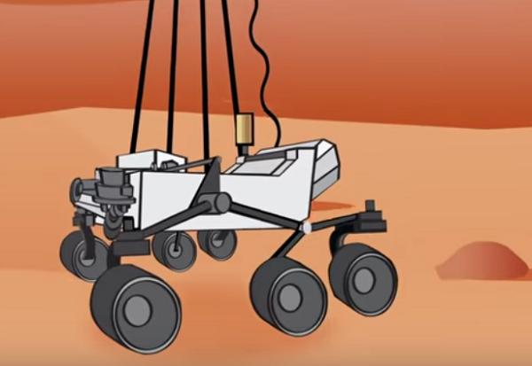 """Погледнете го трејлерот што го објави НАСА за претстојното лансирање на роверот """"Персевиренс"""" на планетата Марс"""
