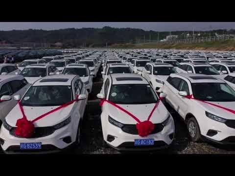 Кинеска компанија им подари автомобили на сите вработени