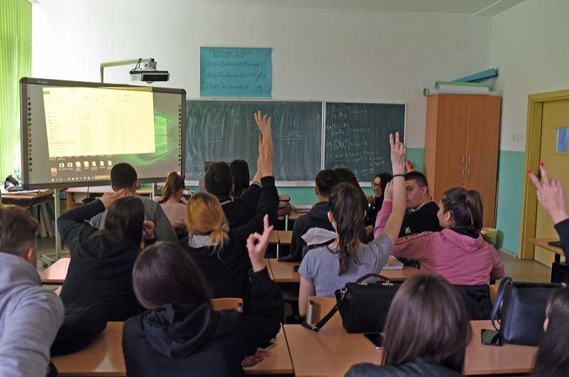 Првите оценки учениците ќе ги добијат до 20 ноември. Ќе се оценуваат онлајн, а по потреба и во училница