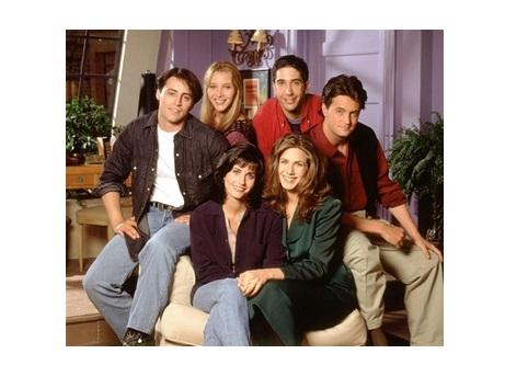 """Колку заработуваат актерите од серијата """"Пријатели""""?"""