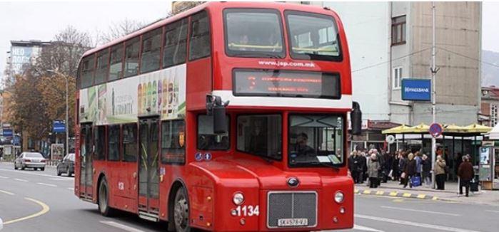 Контролори казнуваат студенти во автобус, иако им важат билетите. ЈСП ќе ги враќа парите на неправедно казнетите