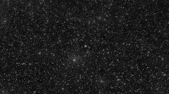 Ова не е мапа од ѕвездено небо, туку од 25.000 супермасивни црни дупки