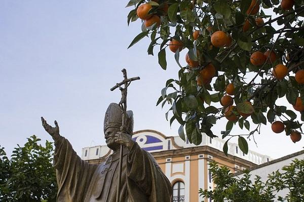 Севилја ќе произведува електрична енергија од своите познати портокали