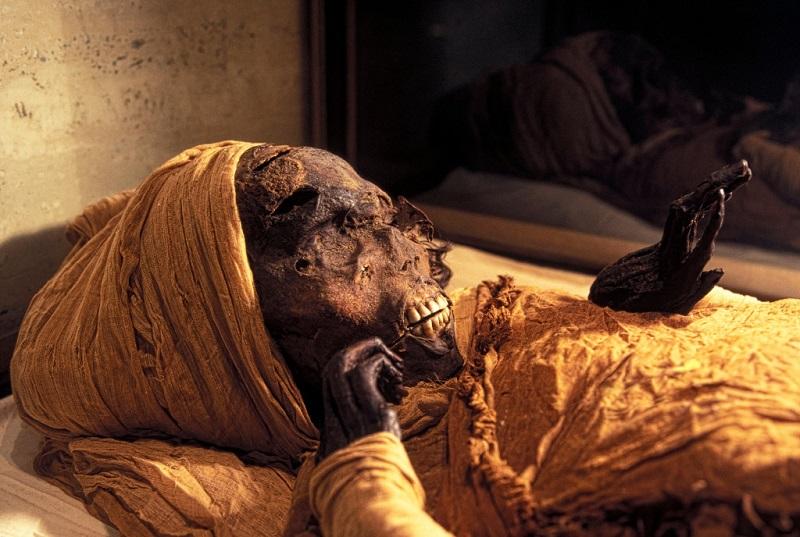 Модерната технологија откри причина за смрт на фараон
