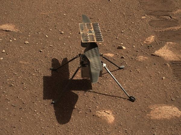 Хеликоптерот на НАСА в недела треба да полета на Марс