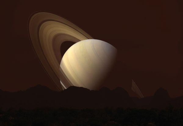 Неверојатна анимација покажува зошто прстените на Сатурн се како минијатурен соларен систем