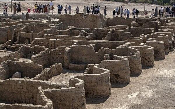Во Египет откриен изгубен град стар 3.000 години