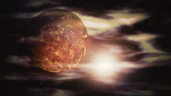 Научниците детектирале природни радиосигнали на Венера
