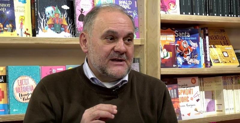 Томислав Османли, писател и новинар: Најкрупната маана на македонската култура е што ги заборава своите великани