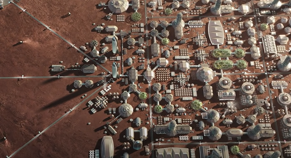 Еве како би напредувале луѓето во првите 30 години на Марс