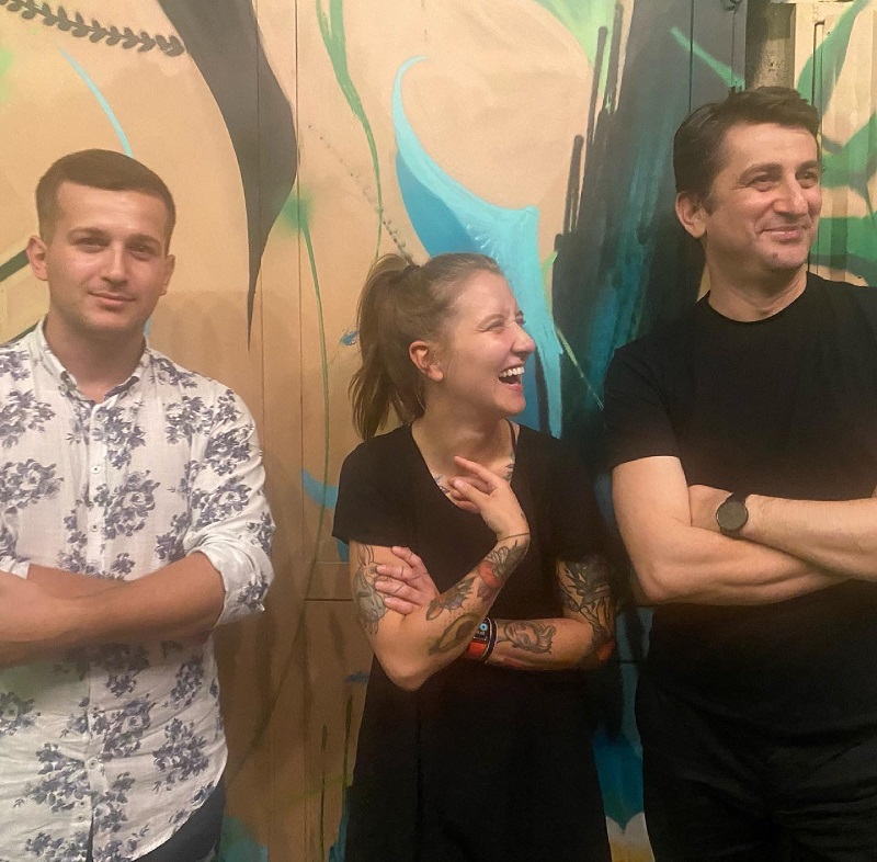 """Разговор со Софија Христова, дел од тимот - креатор на """"m.Health"""" и дипломец на СИТИ Колеџ од Солун"""