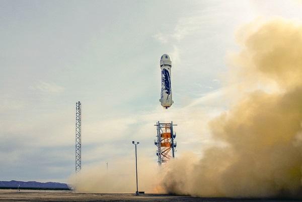 Како да го следите патувањето на Џеф Безос до вселената во живо?