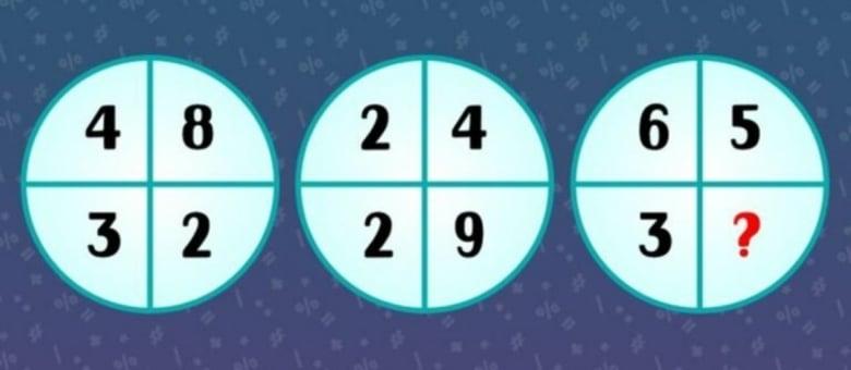 Кој број недостига? Тестирајте ги математичките вештини